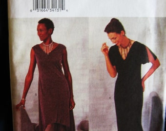 Butterick Misses Womens Evening Dress Sewing Pattern 3303 Uncut Size 12 14 16 Arianna