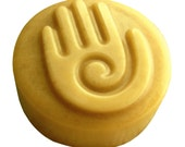 Bee So Soft Aromatherapy Body & Hand Lotion in a Bar - Celtic Spiral Hand