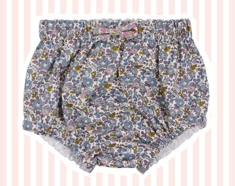 Liberty of London Nappy Covers   Betsy Ann