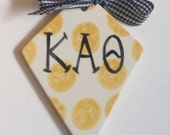 Kappa Alpha Theta Kite Ornament