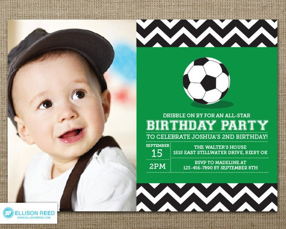 product search boy birthday,soccer  catch my party, Birthday invitations