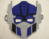 Optimus Prime Transformers Felt Mask, fancy dress/costume/dressing up