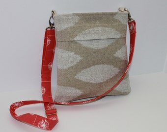 SMALL Premier Chipper CROSSBODY Handbag/ Purse/ Hipster with Adjustable and INTERCHANGEABLE Straps
