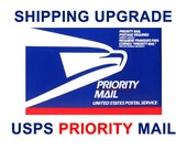 Upgrade to Priority Shipping (2-3 business days)