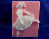 Beautiful Ballerina Soap In Gift Box