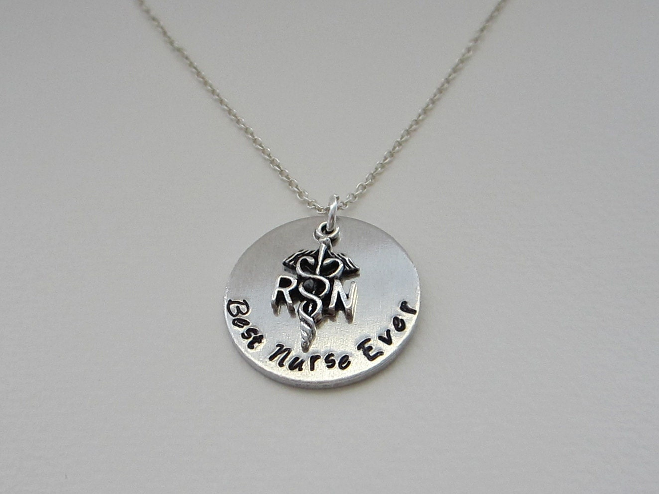 best necklace with rn charm necklace gift