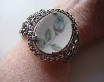 Vintage Bracelet in Silver tone