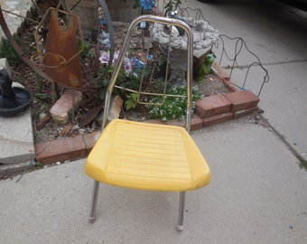 Little Child's Table Chair