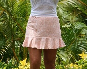 Cotton Candy Running Skirt