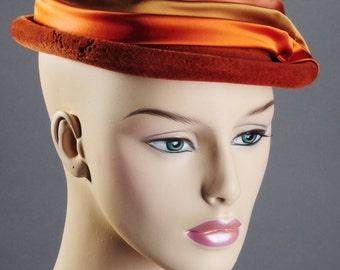 Retro Unisex Hat by Sakowitz Bros.