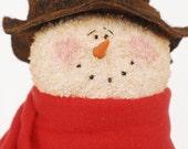 Mr. Wilbur, Snowman, Standing Snowman