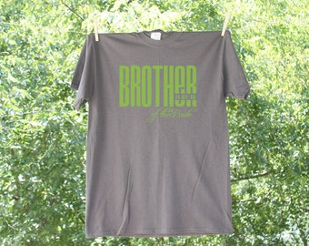 Brother of the Bride Classic Droid with Date Wedding Party Shirt