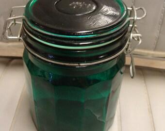 GREEN SEALING JAR