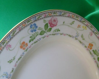 RARE 1970s Noritake Finale 14 inch platter Very Good