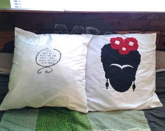 Frida Kahlo Pillow Sham set of 2