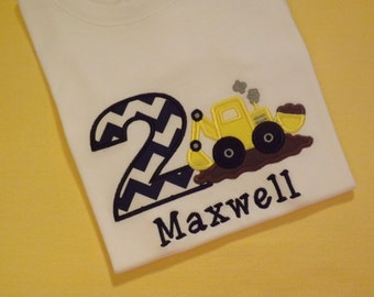 Front End Loader T-Shirts and Bodysuits
