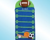 Nap Mat - Personalized and Embroidered - SPORTS