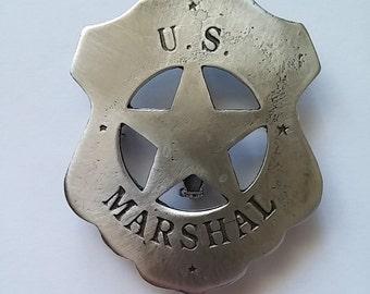 U. S. Marshal (Mr. Dillon) Badge