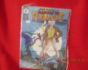 RASCALS IN PARADISE Graphic Novel 1 of 3 Dark Horse