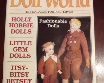 Doll World Magazine
