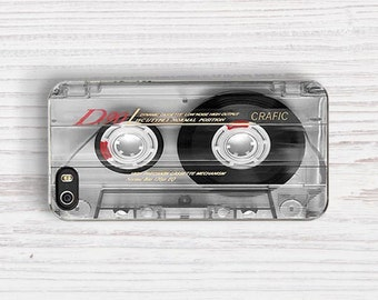 Clear Vintage Cassette IPHONE 5s CASE iPhone 6S case iPhone 6 PLUS cases iPhone 5 case iPhone 5C cover, iPhone 7 case