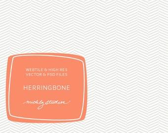 Hand drawn herringbone, seamless pattern, repeating web tile, digital paper, website background, blog background, vector, psd file