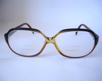 Wow - Vintage 1980's Women's eyeglasses - See our huge collection of vintage eyewear