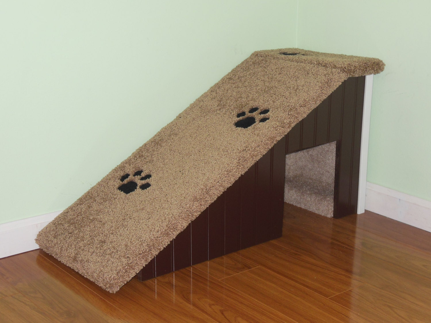 Dog Rampdoxie Ramp 18 Tall Pet Ramp With Custom Cubby