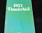 1977 Thunderbird Owners Manual - T-Bird Lovers - Car Restorers - Auto Fanatics - Thunderbird Owners Manual 1977