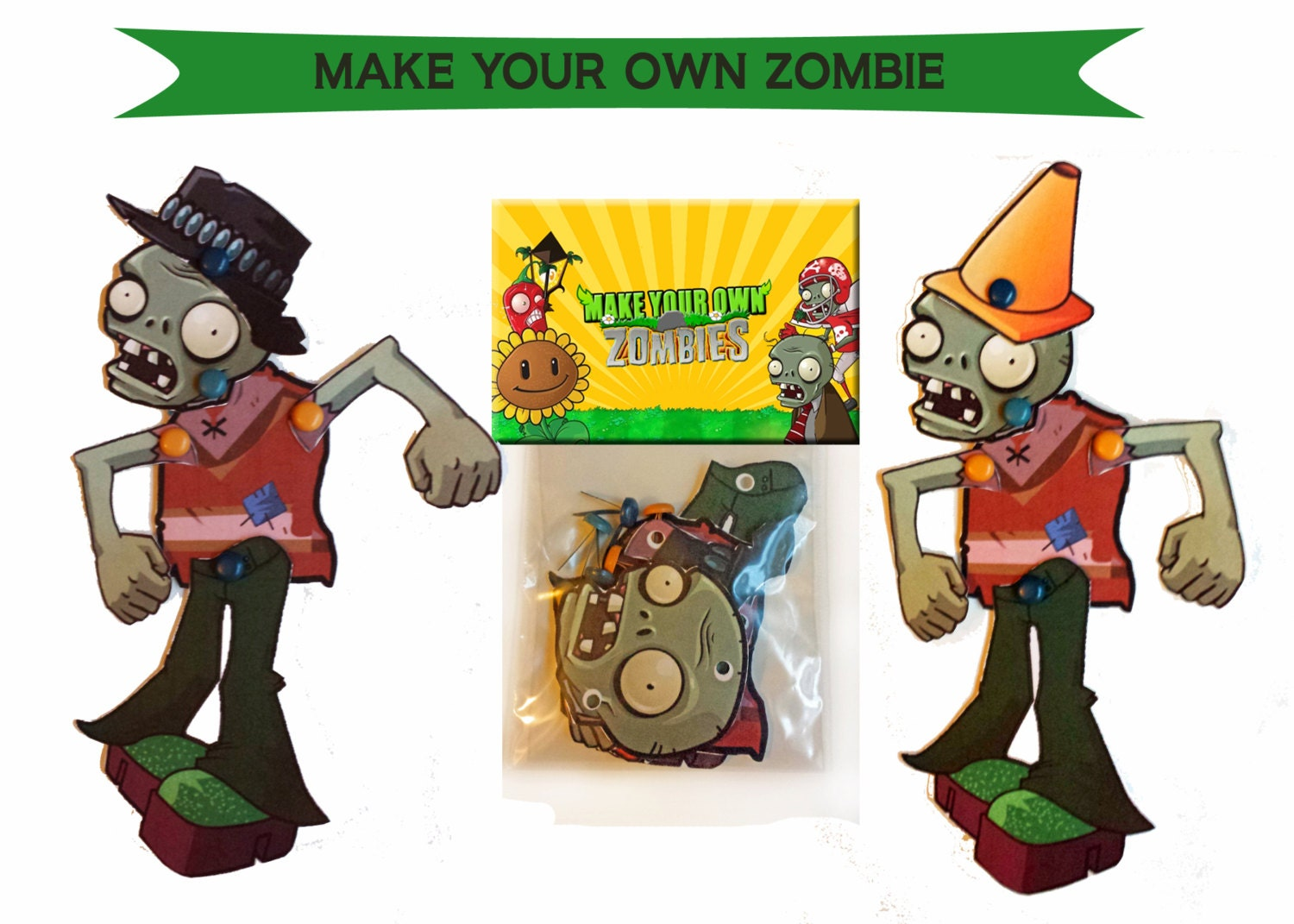 zoom - Zombie Party Supplies