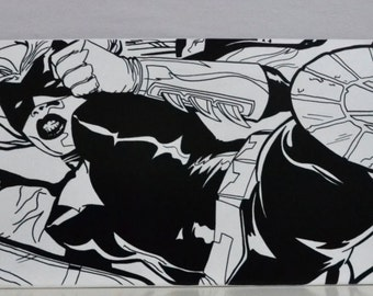Batwoman deck