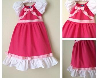 Pink Cinderella Dress - Cinderella Mouse Dress - Cinderella pink costume - Cinderella Dress - Cinderella Costume - Cotton Cinderella Dress