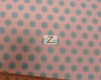 """Madhuri By Riley Blake 100% Cotton Fabric - 45"""" Width Sold By The Yard (FH-883)"""