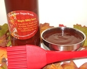 Spicy~Sweet Maple BBQ Sauce - 12 oz