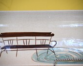Red Wing Bread Tray - Hearthside 1960