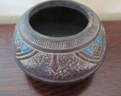 Decorative Trinket Bowl - Made in Japan