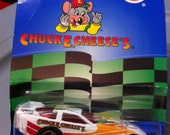 Hot Wheels CHUCK E. CHEESE'S Special Ed Probe Funny Car
