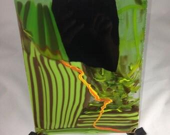 Glass Flow Art