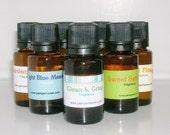 Clean and crisp fragrance oil, Clean air fragrance, Candle fragrance, Soap fragrance