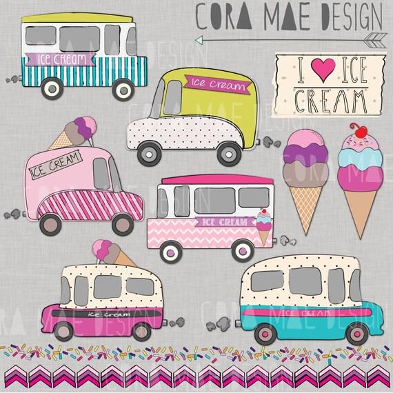 Popular Ice Cream Wallpaper Buy Cheap Ice Cream Wallpaper: Ice Cream Truck Clipart. 11 PNG Files. Transparent Background