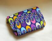 Zip Pocket Wallet, feathers