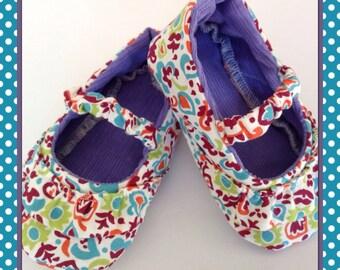 Ruffle pre walkers shoes sz 6-9 months ON SALE