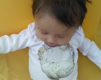 My Neighbor Totoro Baby Bodysuit Onesie