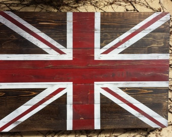 30x20 Natural Union Jack Flag
