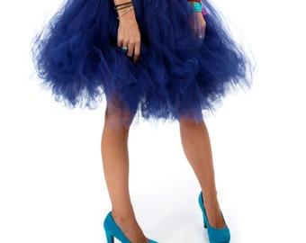 ladies tutu knee length size 6 - 16