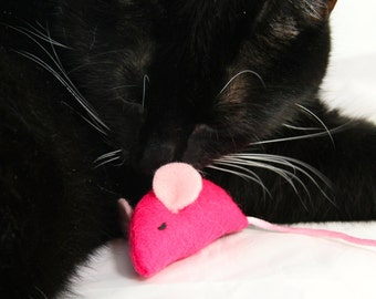 Popular items for felted cat toy on etsy for Diy cat teaser wand