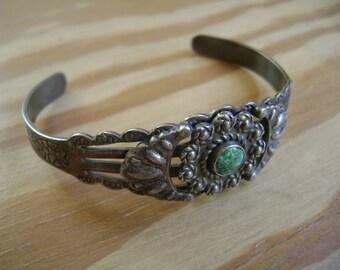 vintage southwest cuff bracelet