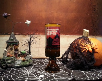 Red Hook Out of Your Gourd Pumpkin Porter with Pedestal (You select your scent)