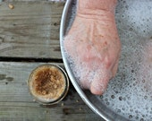 Barnacle Babe Body Scrub 1/2 Pint (Luscious Lemon reserved for Deven)