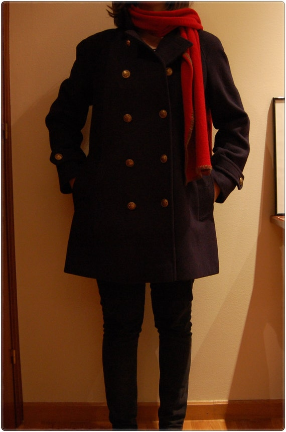 Find great deals on eBay for pea coats gold buttons. Shop with confidence.